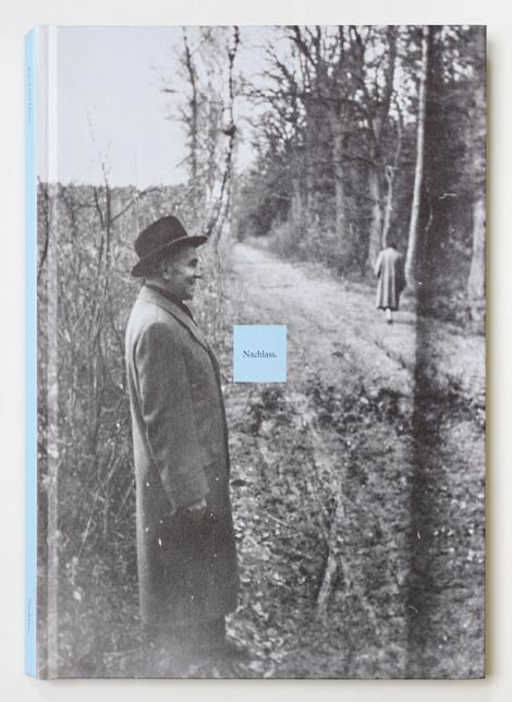 Nachlass Buch 470 Px